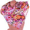 Красочный женский шифоновый шарф 176 на 67 см SOFTEL (СОФТЕЛ) SAT17571