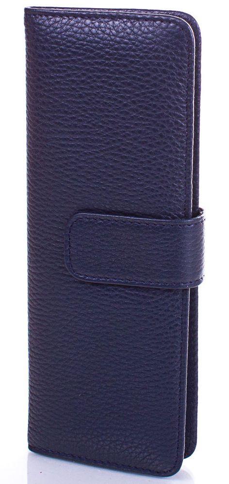 Синяя женская кожаная визитница Canpellini, SHI124-6FL