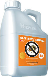 Инсектицид Антиколорад (инсектицид Оперкот Акро), 5л