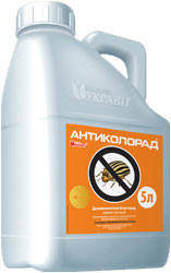 Инсектицид Антиколорад (инсектицид Оперкот Акро), 5л, фото 2