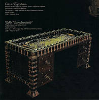 Стол «Бородино», фото 1