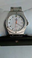 Стильные наручные часы  Hublot (white).