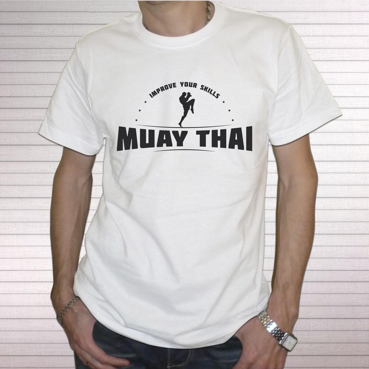 "Футболка ""Muay thai"""