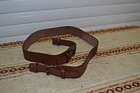 Ремень оружейный коричневый