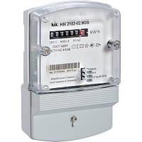 Счётчик 2102-04 М2В, 5(60)А, 1ф, электромеханический однотарифный
