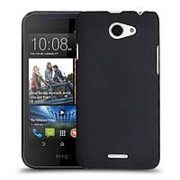 Чехол силиконовый Baseus для HTC Desire 516 Dual Sim Black