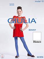 Детские ажурные колготки 80DEN (Bianco (Белый))
