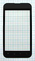 Тачскрин сенсорное стекло для LG P970 Optimus black