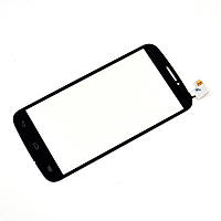Тачскрин сенсорное стекло для Alcatel OneTouch 7041D black
