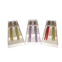 Палочки для еды в картонной упаковке (2 по 2)