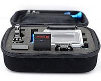 Защитный чехол, box, кейс для камеры GoPro HD Hero 3 - 2, 3, 3 + и SJ4000,   и аксессуаров - противоударный