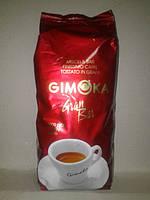 Кофе в зернах Gimoka Gran Bar 1 кг - зерновой кофе Джимока Гран Бар 1000 г