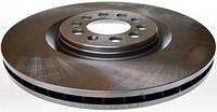 Диск тормозной Сеат Толедо /  Seat Leon / Toledo II / Б5 1.9TDi c 2000 Передний Denckermann  B130303