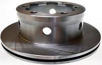 Тормозной диск.зад. Hyundai Santa FE II 05-