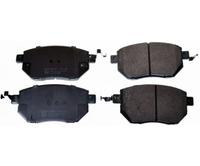 Тормозные колодки дисковые передние Nissan Murano 02- / Pathfinder 2.5 dCi 05- / Renault Koleos 2.0 dCi 08-