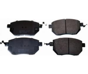 Тормозные колодки дисковые передние Nissan Murano 02- / Pathfinder 2.5 dCi 05- / Renault Koleos 2.0 dCi 08-, фото 2
