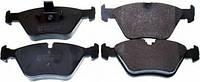 Тормозные колодки дисковые передние Bmw E39 520-535 96- / E46 / X3