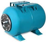 Гидроаккумулятор горизонтальный 24 л (сталь)