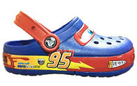 Детские Crocs Cars CrocsLights Clog (светящиеся)