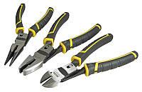 Stanley FMHT0-72415 Набор инструмента Stanley Fatmax Compound Action (пассатижи, длиногубцы, бокорез