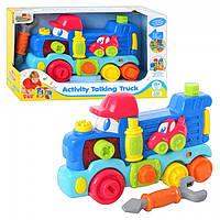Развивающая игрушка Hap-p-kid Грузовик (4227T)