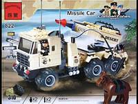 Конструктор Военная машина 822