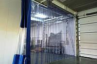 Теплосберегающие ленточные завесы ПВХ на склад, производство, морозильную камеру, магазин, для дома