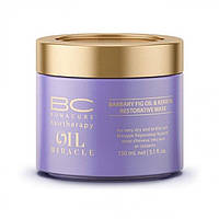Маска Schwarzkopf Professional ВC Oil Miracle Barbary Fig Oil & Keratin Restorative Mask 150 ml