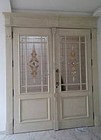 Витраж в межкомнатные двери, фото 1