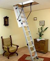 Складная чердачная лестница ALU PROFI  EXTRA