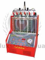 Стенды промывки форсунок launch cnc-602a
