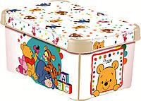 """Коробка для хранения Curver Stockholm """"Винни"""" 04710-М5"""