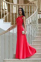 Длинное летнее платье Камилла