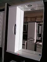 Зеркало в ванную З-01 ВР Николь 60 см левое