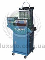 Стенд для чистки бензиновых и дизельных форсунок g.i.kraft gi19114