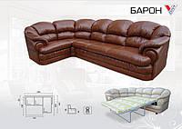 Угловой диван Барон французская раскладушка