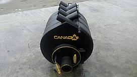 Печь для дома «Canada» classic 00  стекло или перфорация