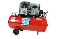 Компрессор поршневой Vрес=500л, 912л/мин, 7,5кВт FIAC AB500/912/380