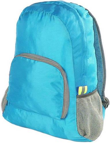 Городской вместительный складной рюкзак из нейлона 15 л. Traum 7071-12