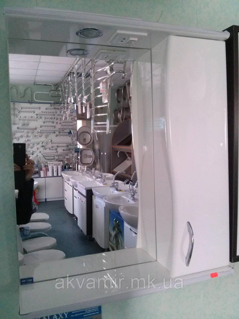 Зеркало в ванную З-01 Николь 65 см