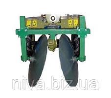 Підгортач Дисковий діаметр 405 мм Роста