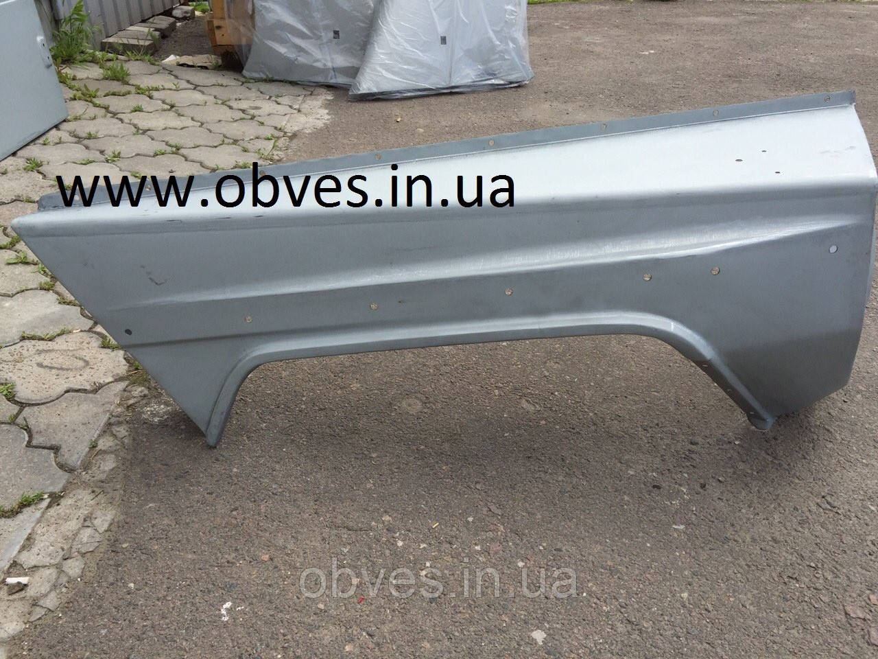 Правое крыло для Mercedes G-class W463