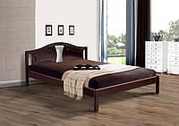 """Двухспальная деревянная кровать """"Марго 160*200"""""""