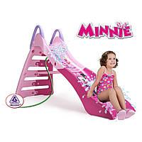 Горка с водным эффектом Minnie Mouse Injusa 20021
