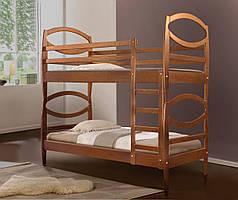 Кровать деревянная 2-х ярусная Виктория 900х2000
