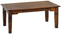 Столик кофейный (масив акация) 60х110х45см