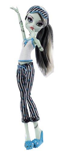 Кукла Монстер Хай Фрэнки Штейн Смертельно уставшие Monster High Dead Tired Frankie Stein Doll