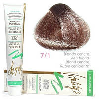 7/1 Попелястий блондин VITALITY'S Collection Фарба для волосся з екстрактами трав, 100 мл