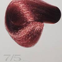 7/5 Махагоновий блондин Vitality's Tone Тонуюча безаміачна Крем-фарба,100мл