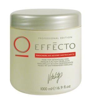Vitality's Effecto Mask For Detangling Hair — Маска для полегшення розчісування волосся 1000 мл.